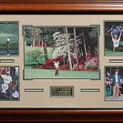 Fred Couples 1992 Masters Champion collage Framed