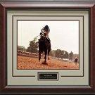 "Secretariat ""Belmont"" Photo Framed"