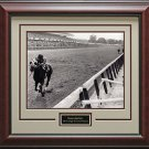 Secretariat Triple Crown Winner 8x10 Photo Matted and Framed