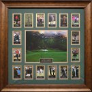 Amen Corner by Steve Heit Masters Champions Framed Display