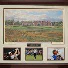 Linda Hartough world-renowned golf-landscape artist.
