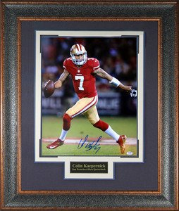 Colin Kaepernick Signed Photo Framed Super Bowl
