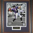 Joe Flacco Autographed Photo Framed Super Bowl