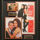 Pretty Woman Signed Photo Framed