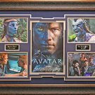 Avatar Signed Photo Framed