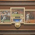 Cal Ripken Jr Autographed Baseball Framed