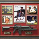 Al Pacino Autographed Scarface Movie Poster Framed.