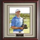 Martin Laird Wins Texas Valero Open Photo Framed