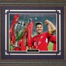 Steven Gerrard Liverpool Framed Photo