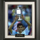 Pete Sampras 16x20 Photo Framed