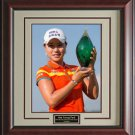 Hee-Young Park 2013 Manulife Financial Classic Champion Framed Photo