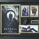Daniel Craig Signed Skyfall Photo Display.