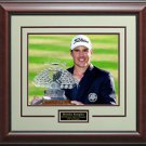 Brooks Koepka 2015 Phoenix Open Champion Photo Display.
