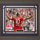 Arjen Robben Bayern Munich Framed Photo