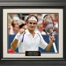 Roger Federer 11x14 Photo Framed