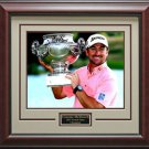 Graeme McDowell Wins French Open Framed Photo