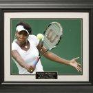 Venus Williams Color 16x20 Photo Framed