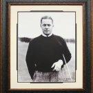 Robert T Jones Jr - Framed Golf Photo.