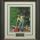 Jack Nicklaus Unsigned Photo Framed