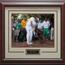 Bubba Watson Masters Champion 16x20 Photo Framed