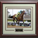 American Pharoah 2015 Breeders Cup Winner 11x14 Photo Display.