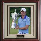 Rory McIlroy US Open Champion Photo Framed