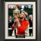 Bjorn Borg Wimbledon 16x20 Photo Framed
