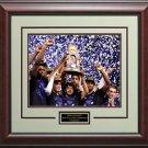 Duke University 2015 NCAA Men's Basketball Champions 16x20 Photo Display.