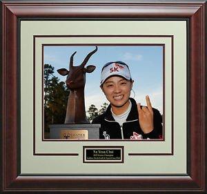 Na Yeon Choi 2015 Coates Golf Champion 16x20 Photo Display.