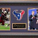 Jadeveon Clowney Houston Texans 2014 1st Draft Pick Photo Display