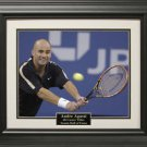 Andre Agassi 16x20 Photo Framed