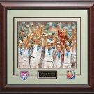 2015 Women's World Cup Champion Team USA 11x14 Photo Display.