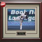 Yasiel Puig LA Dodgers Framed Photo