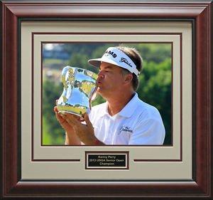 Kenny Perry 2013 USGA Senior Open Champion Framed 11x14 Photo