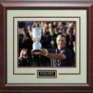 Jordan Spieth 2015 US Open Champion Trophy 16x20 photo Display.