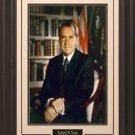 Richard M. Nixon Portrait 16x20 Photo Framed