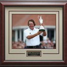 Phil Mickelson 2013 British Open Champion 11x14 Framed Photo