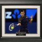 Novak Djokovic 16x20 Photo Framed