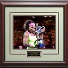 Serena Williams 2015 Australian Open Champion 11x14 Photo Display.