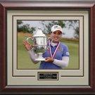 Inbee Park Wins US Womens Open Champion Framed 11x14 Photo