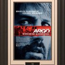 Argo Movie Poster Framed