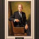 Dwight D Eisenhower Portrait 11x14 Photo Framed