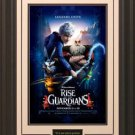 Rise Of The Guardians Framed Movie Poster