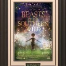 Beasts Of The Southern Wild Poster Framed