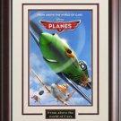 Planes Framed Movie Poster