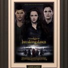 Twilight Saga Breaking Dawn Part 2 11x17 Movie Poster Framed