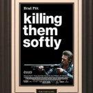 Killing Them Softly 11x17 Movie Poster Framed