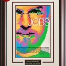 Jobs Framed Movie Poster