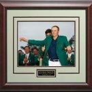 Jordan Spieth 2015 Masters Winner Green Jacket 11x14 Photo Display.