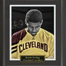 Kyrie Irving Signed Photo Framed